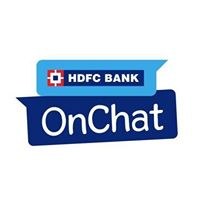 hdfc bank onchat