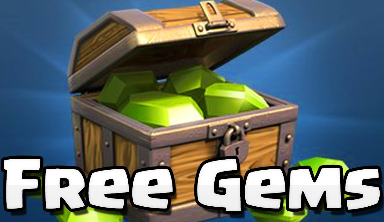 coc free gems